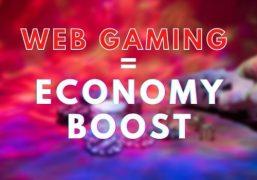 Web Gaming May Give Job Economy a Boost